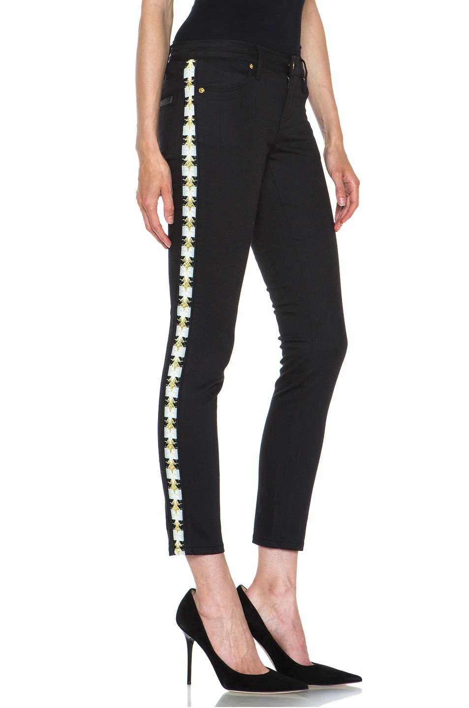 Image 3 of Sass & Bide This is My Order Pant in Black