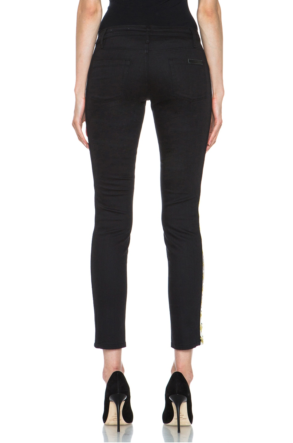 Image 4 of Sass & Bide This is My Order Pant in Black