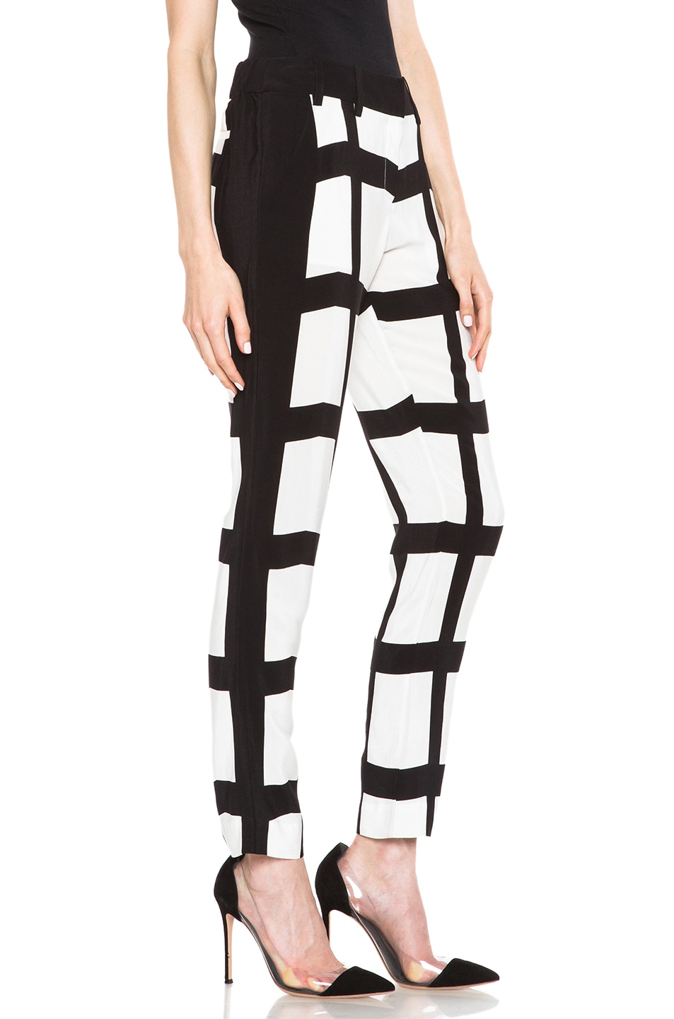 Image 3 of Sass & Bide The Cartoonist Viscose Pant in Print