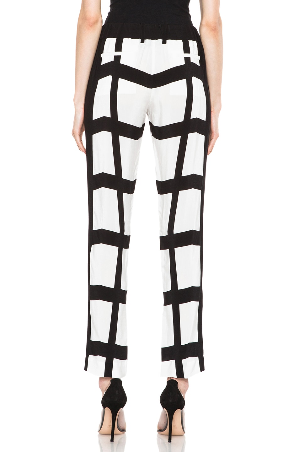 Image 4 of Sass & Bide The Cartoonist Viscose Pant in Print