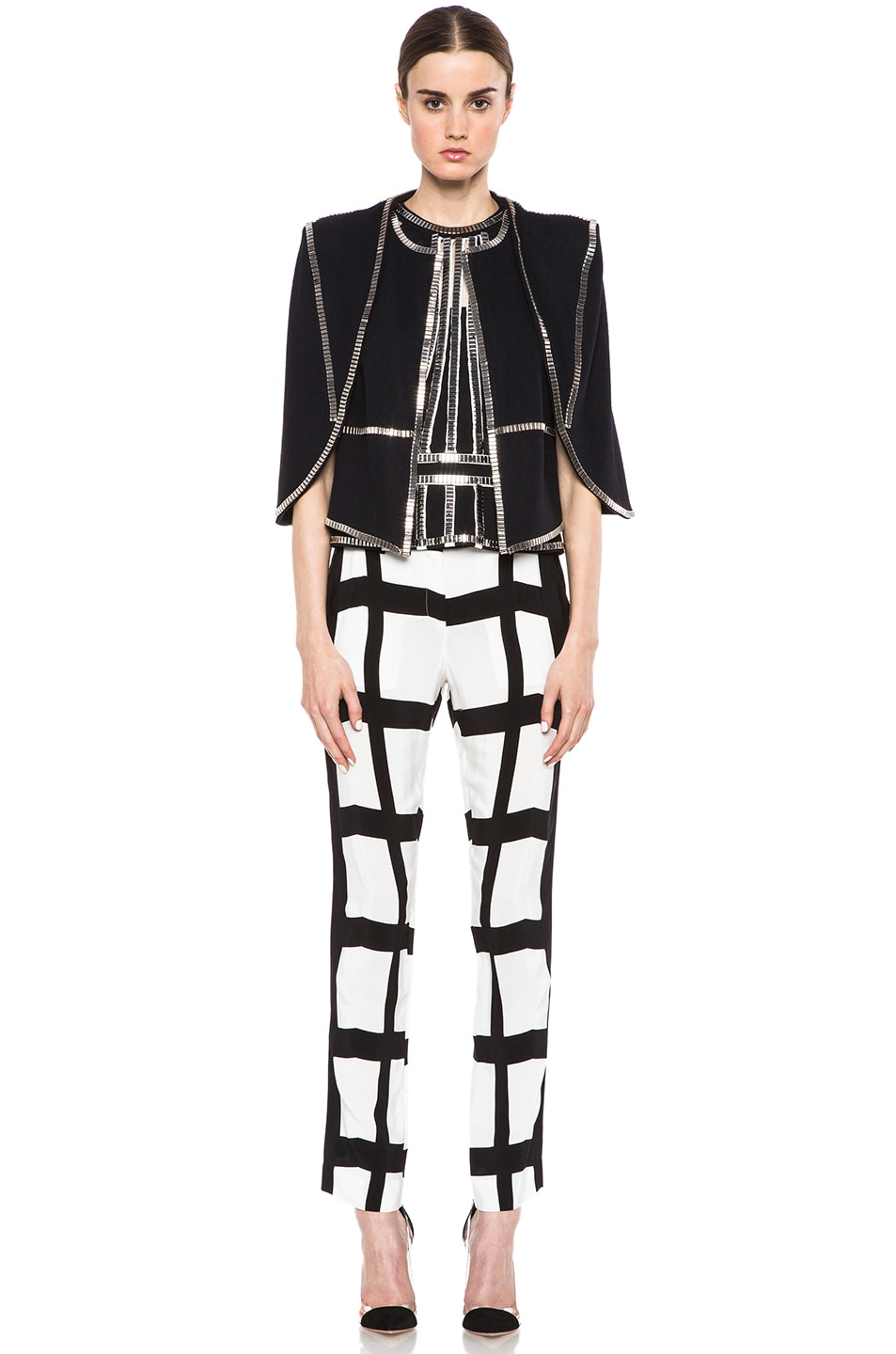 Image 5 of Sass & Bide The Cartoonist Viscose Pant in Print