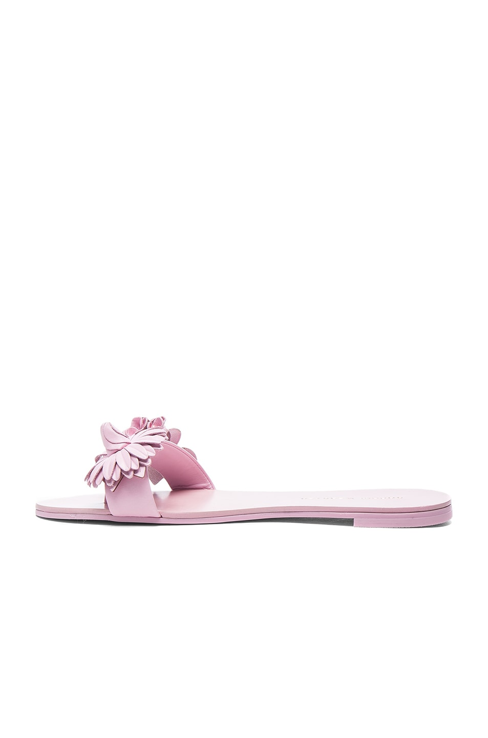 Image 5 of Sophia Webster Leather Lilico Sandals in Pink