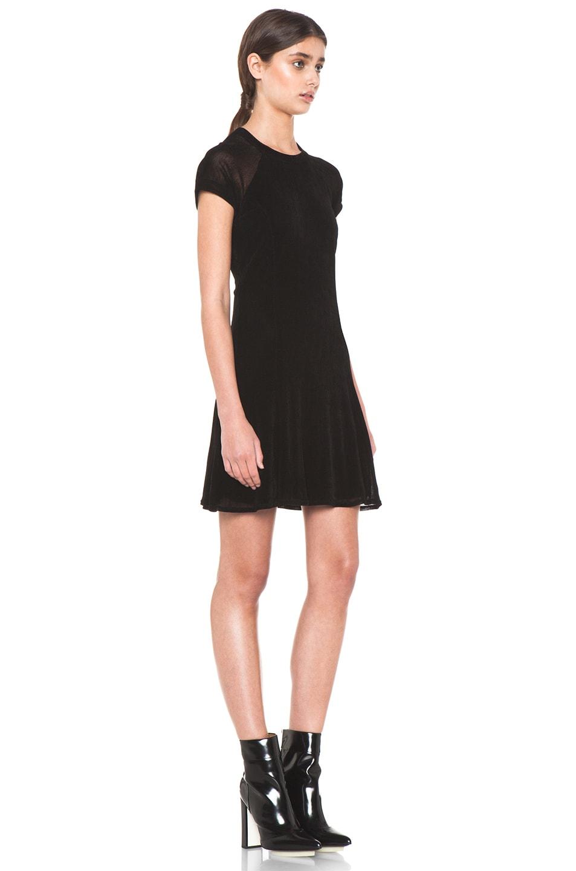 Image 3 of Theyskens' Theory Forea Chuma Dress in Black
