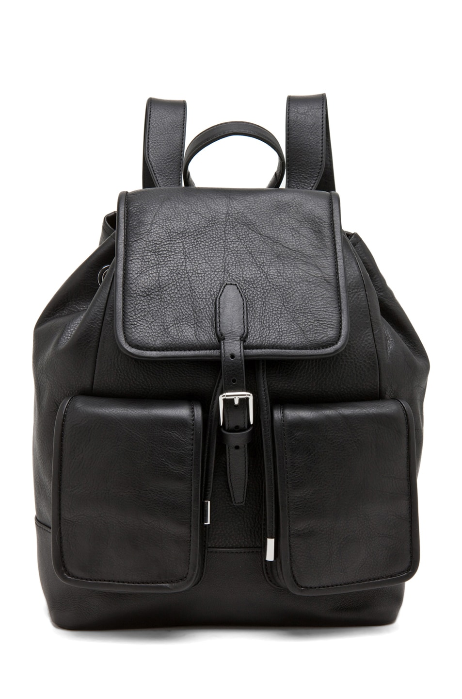 Image 1 of Theyskens' Theory Ando Osfa Backpack in Black