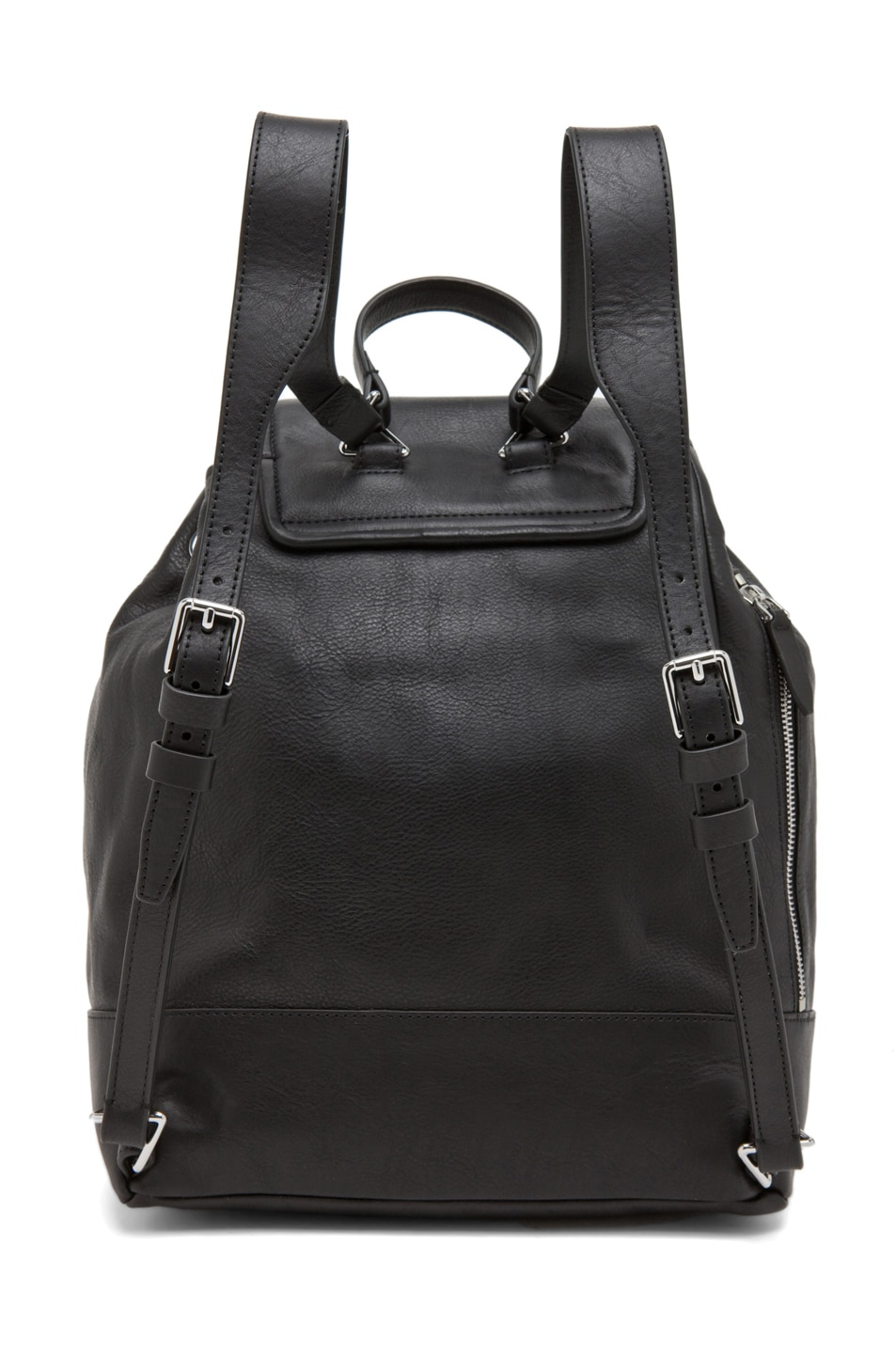 Image 2 of Theyskens' Theory Ando Osfa Backpack in Black