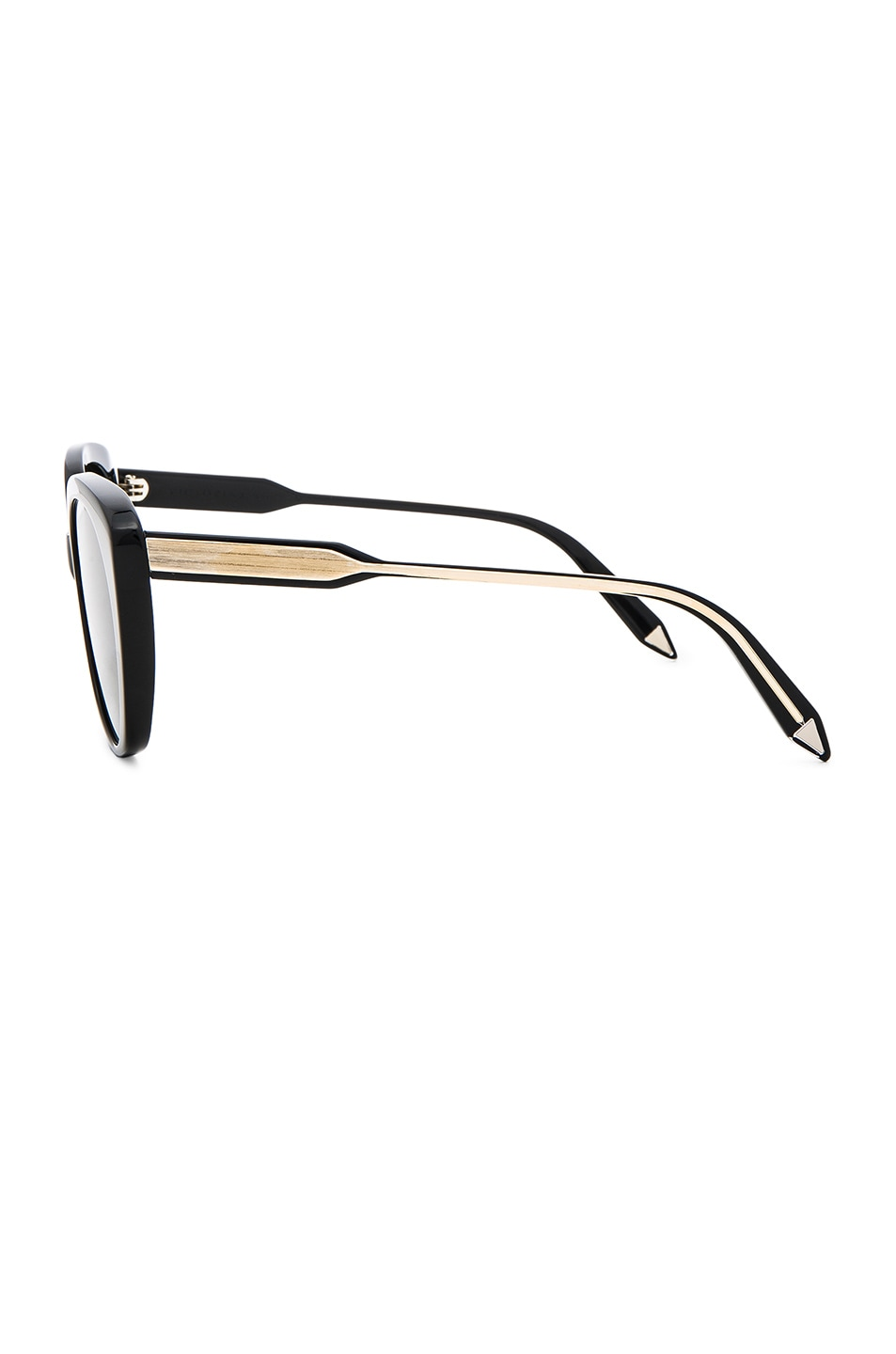 Image 3 of Victoria Beckham Acetate Kitten in Black