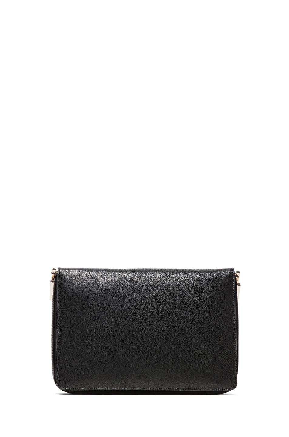 Image 2 of Victoria Beckham V Link Shoulder Bag in Black
