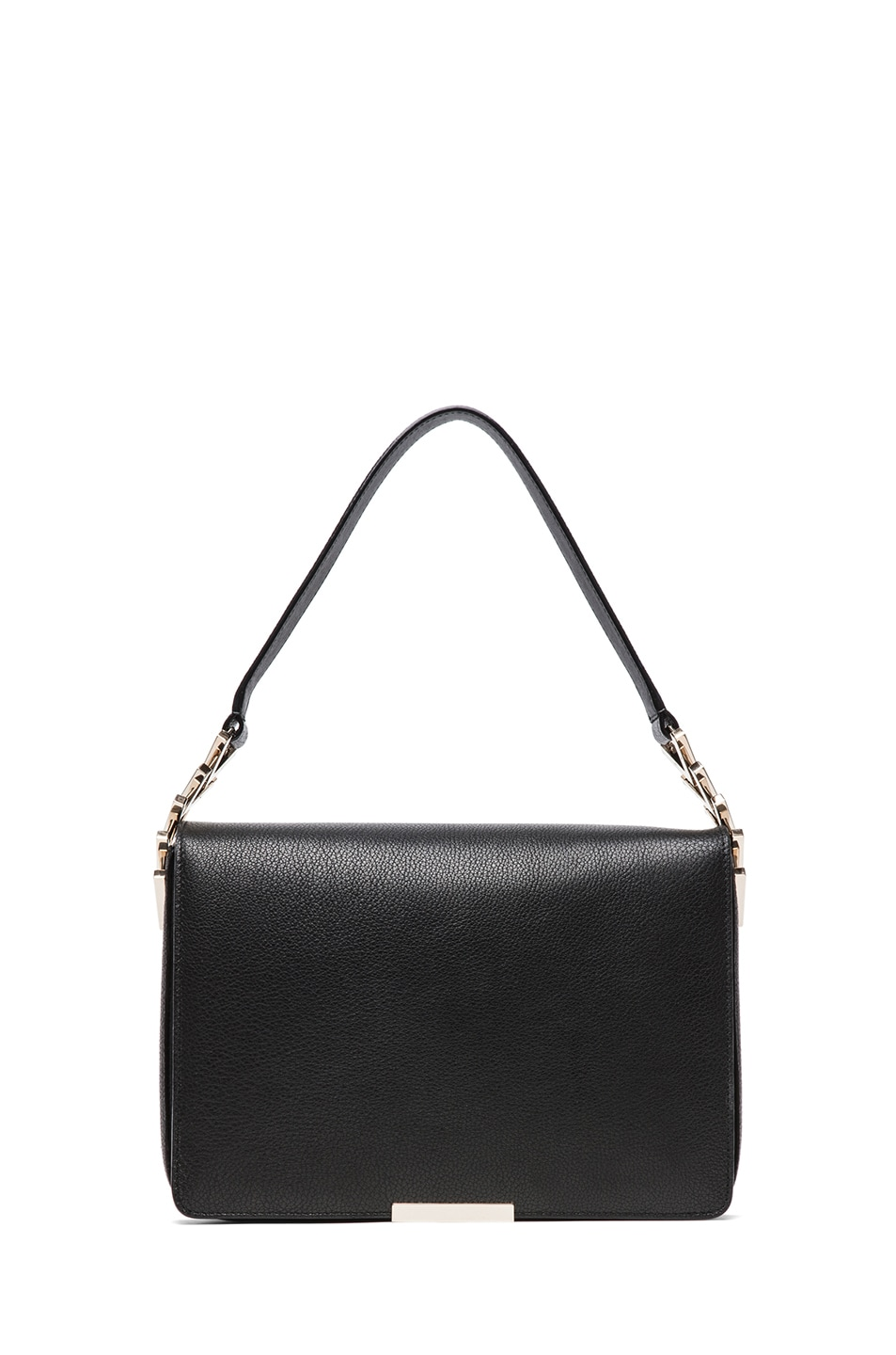 Image 5 of Victoria Beckham V Link Shoulder Bag in Black