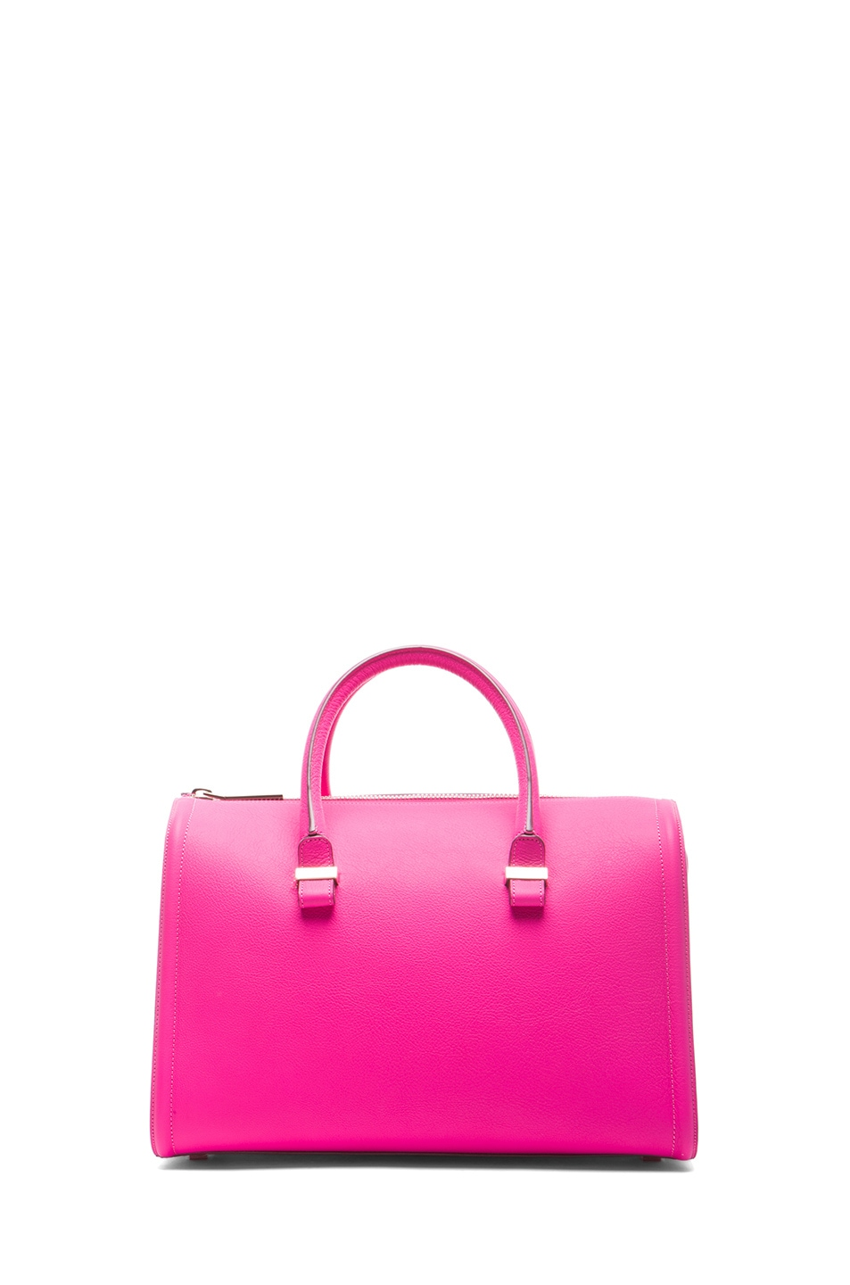 Image 1 of Victoria Beckham Mini Tote in Pink