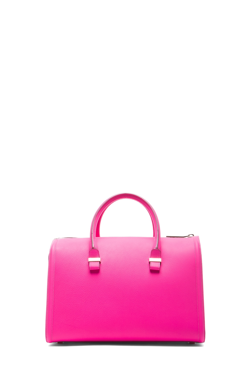 Image 2 of Victoria Beckham Mini Tote in Pink
