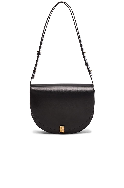 Image 5 of Victoria Beckham Half Moon Box Bag in Black