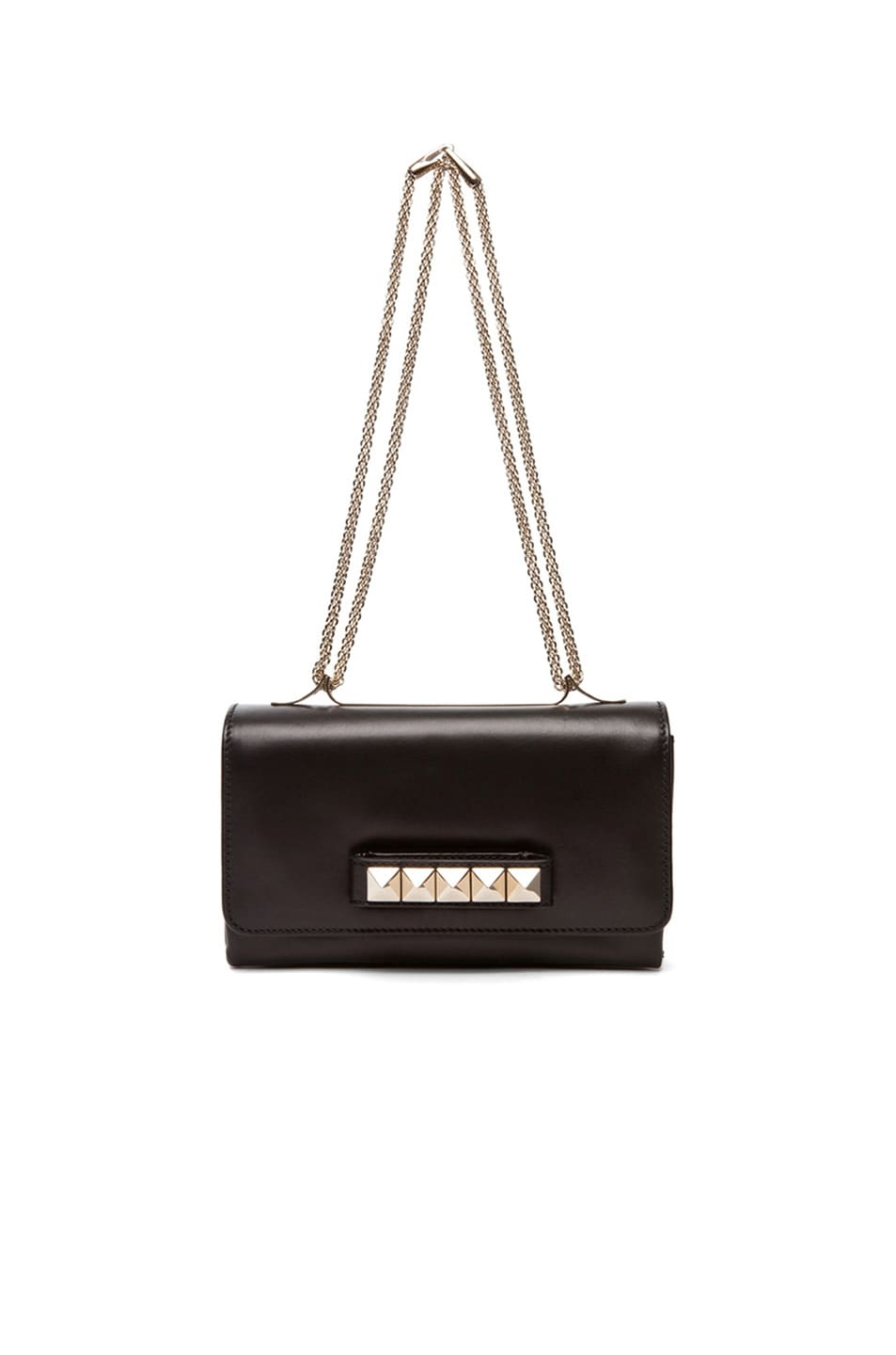 Image 5 of Valentino Small Va Va Voom Bag in Black