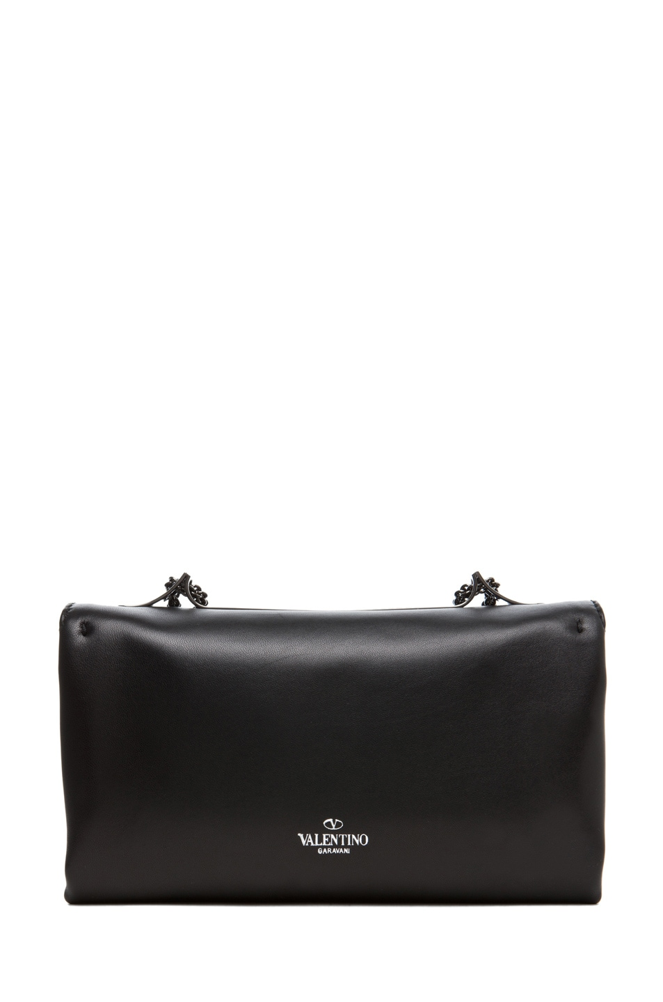 Image 2 of Valentino Va Va Voom Noir Small Flap Bag in Black