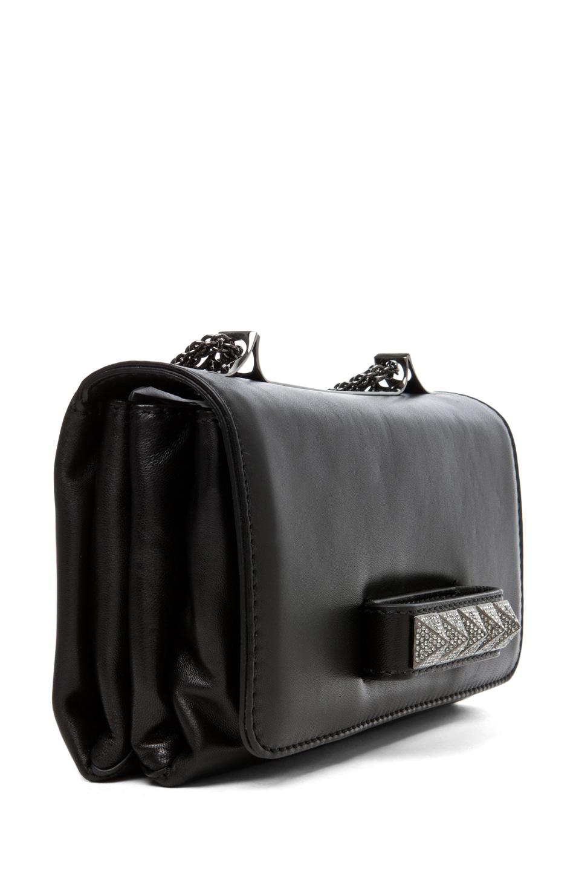 Image 3 of Valentino Va Va Voom Noir Small Flap Bag in Black