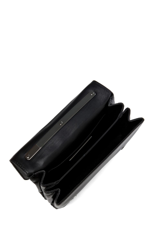 Image 4 of Valentino Va Va Voom Noir Small Flap Bag in Black