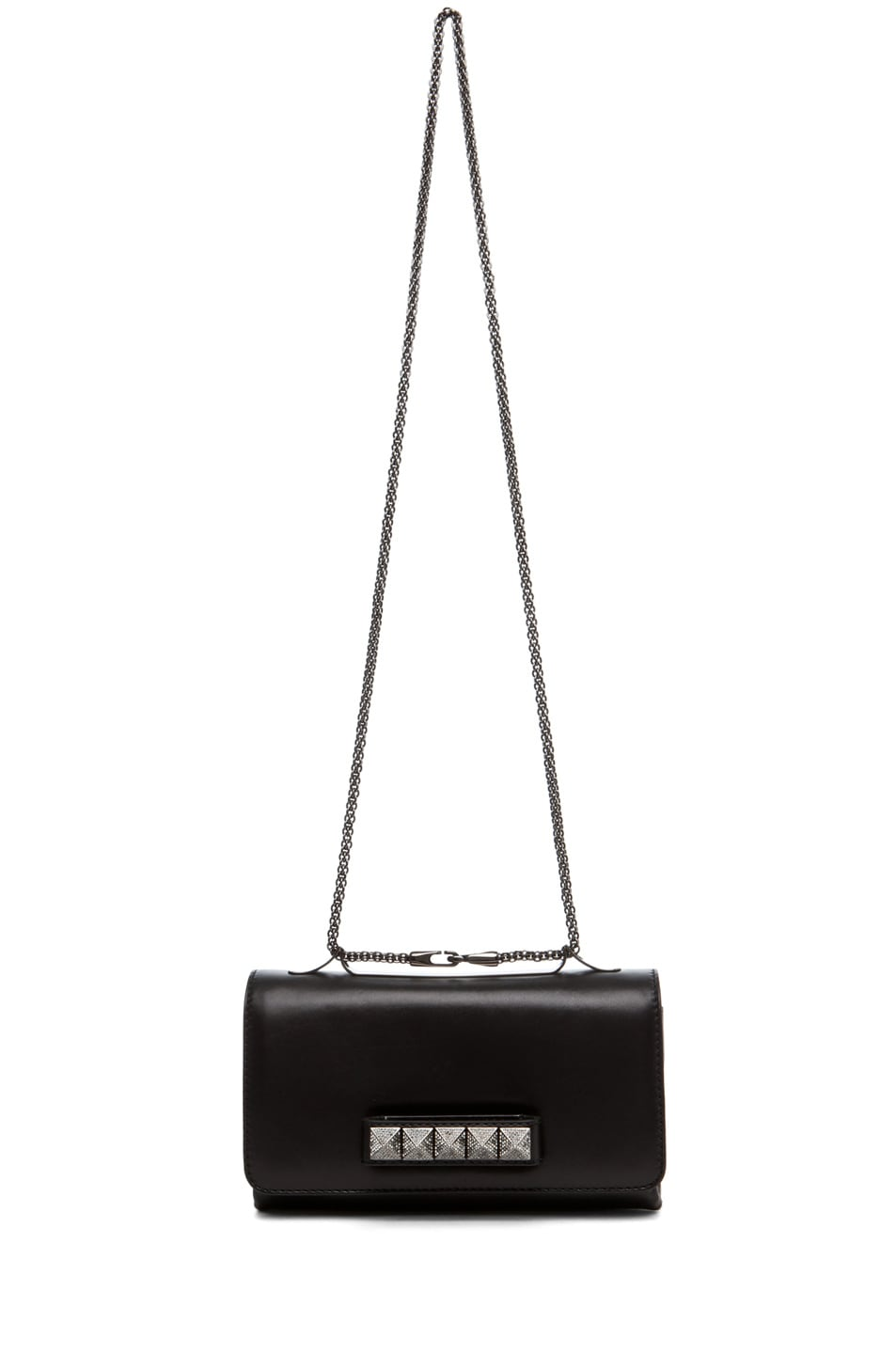 Image 6 of Valentino Va Va Voom Noir Small Flap Bag in Black