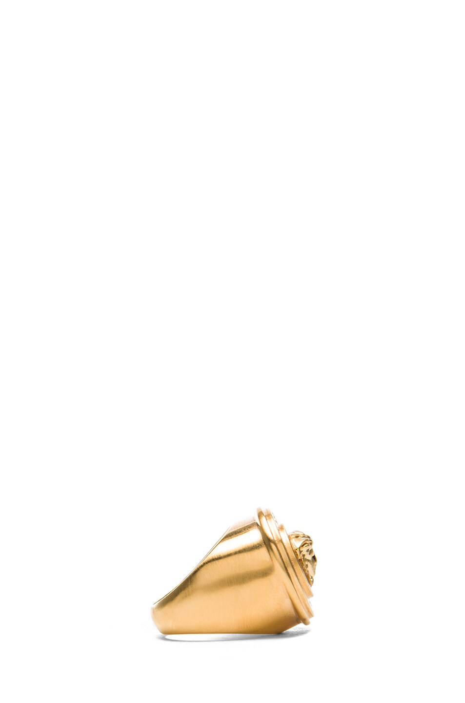 Image 2 of VERSACE Plated Ring in Gold