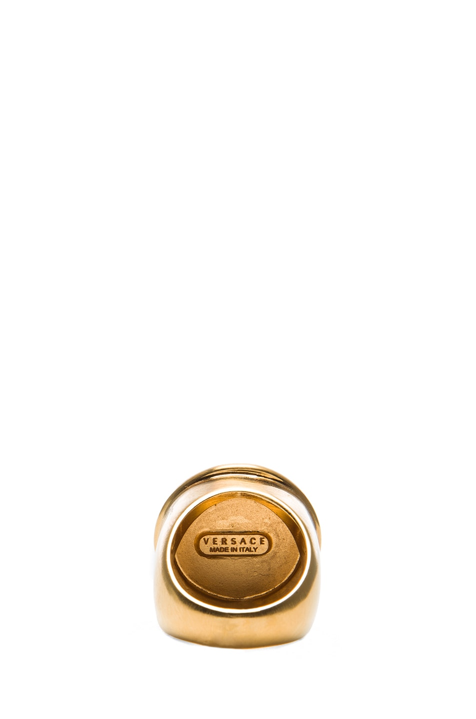 Image 3 of VERSACE Plated Ring in Gold