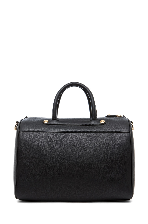 Image 2 of VERSACE Calf Leather Handbag in Black