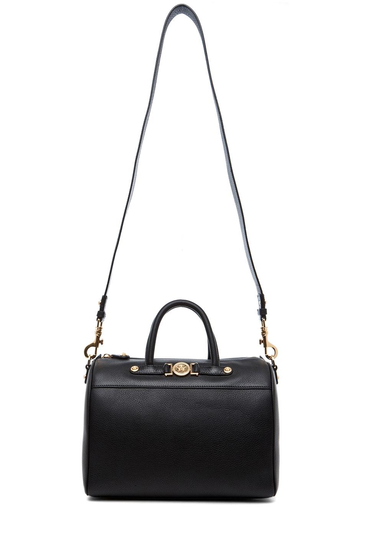 Image 5 of VERSACE Calf Leather Handbag in Black