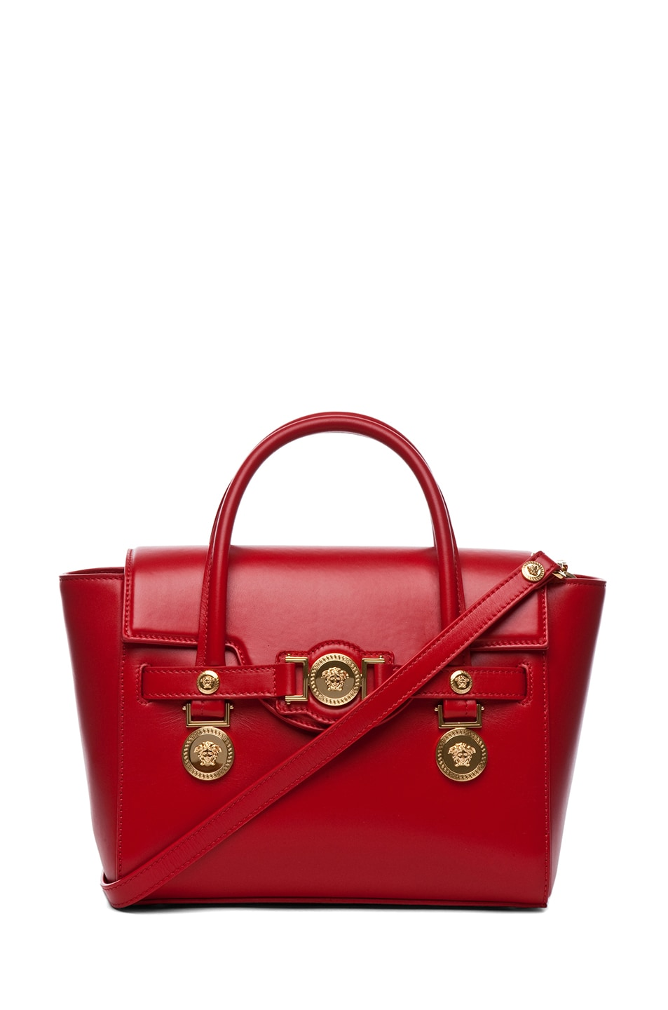 Image 1 of VERSACE Crossbody in Red