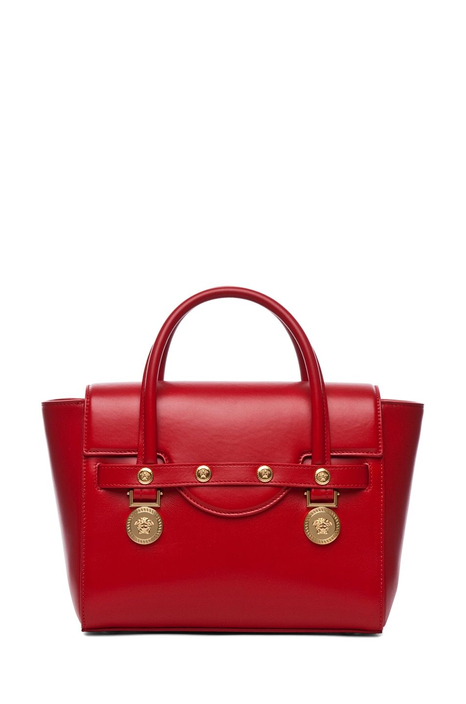 Image 2 of VERSACE Crossbody in Red
