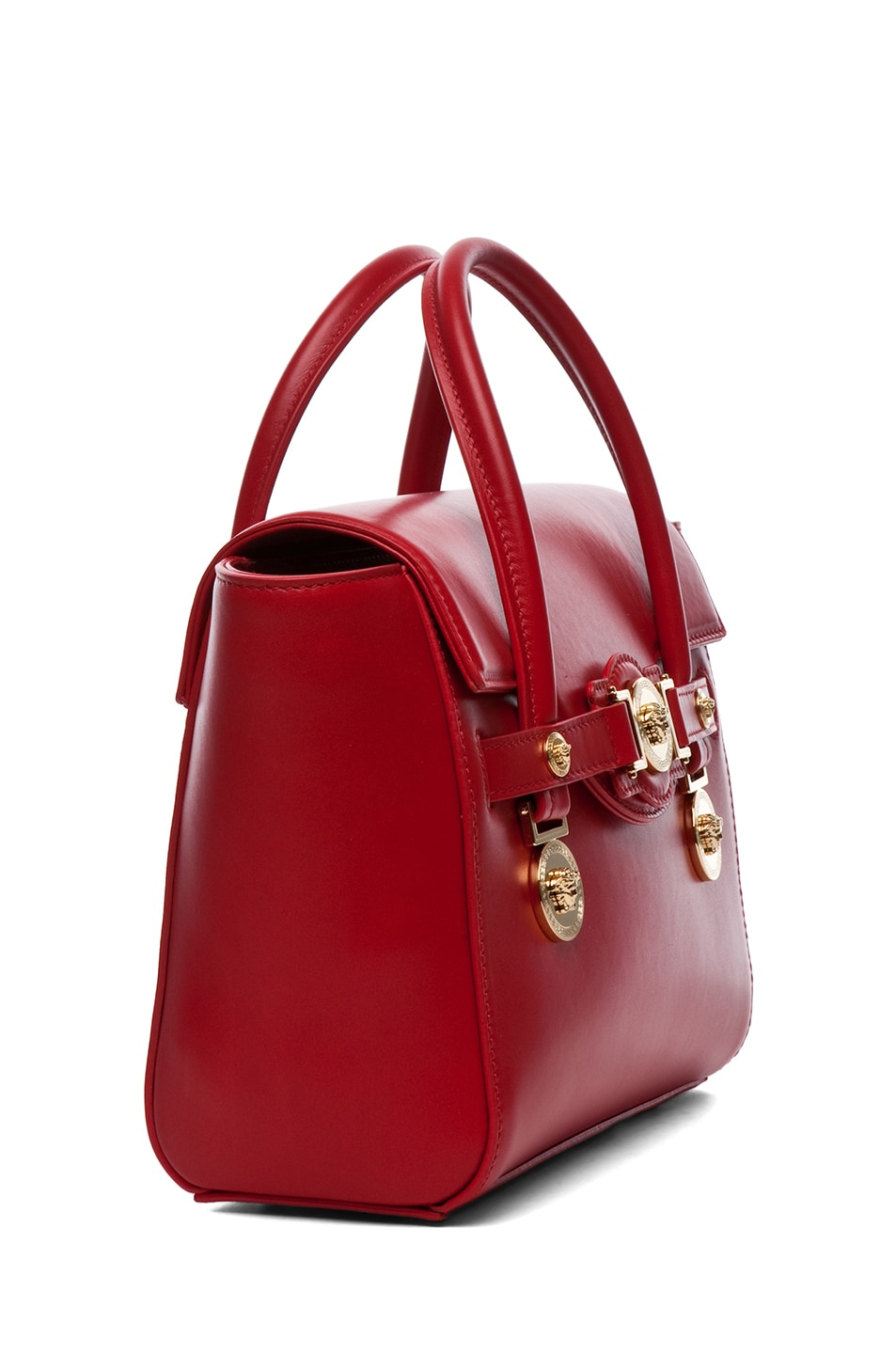 Image 3 of VERSACE Crossbody in Red