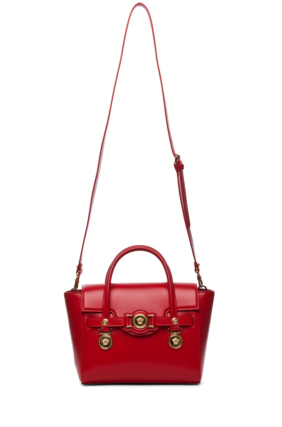 Image 5 of VERSACE Crossbody in Red