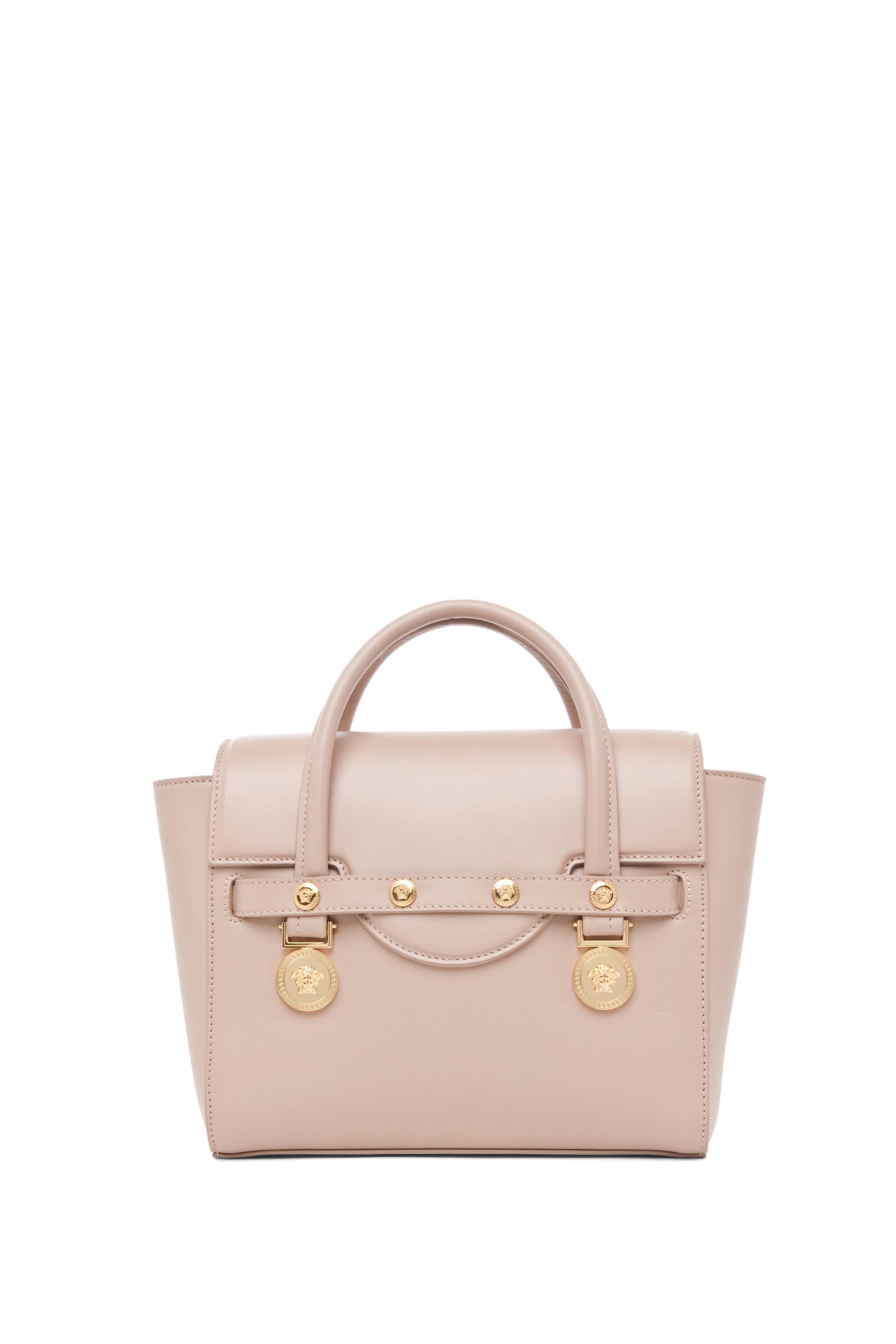 Image 2 of VERSACE Signature Handbag in Blush