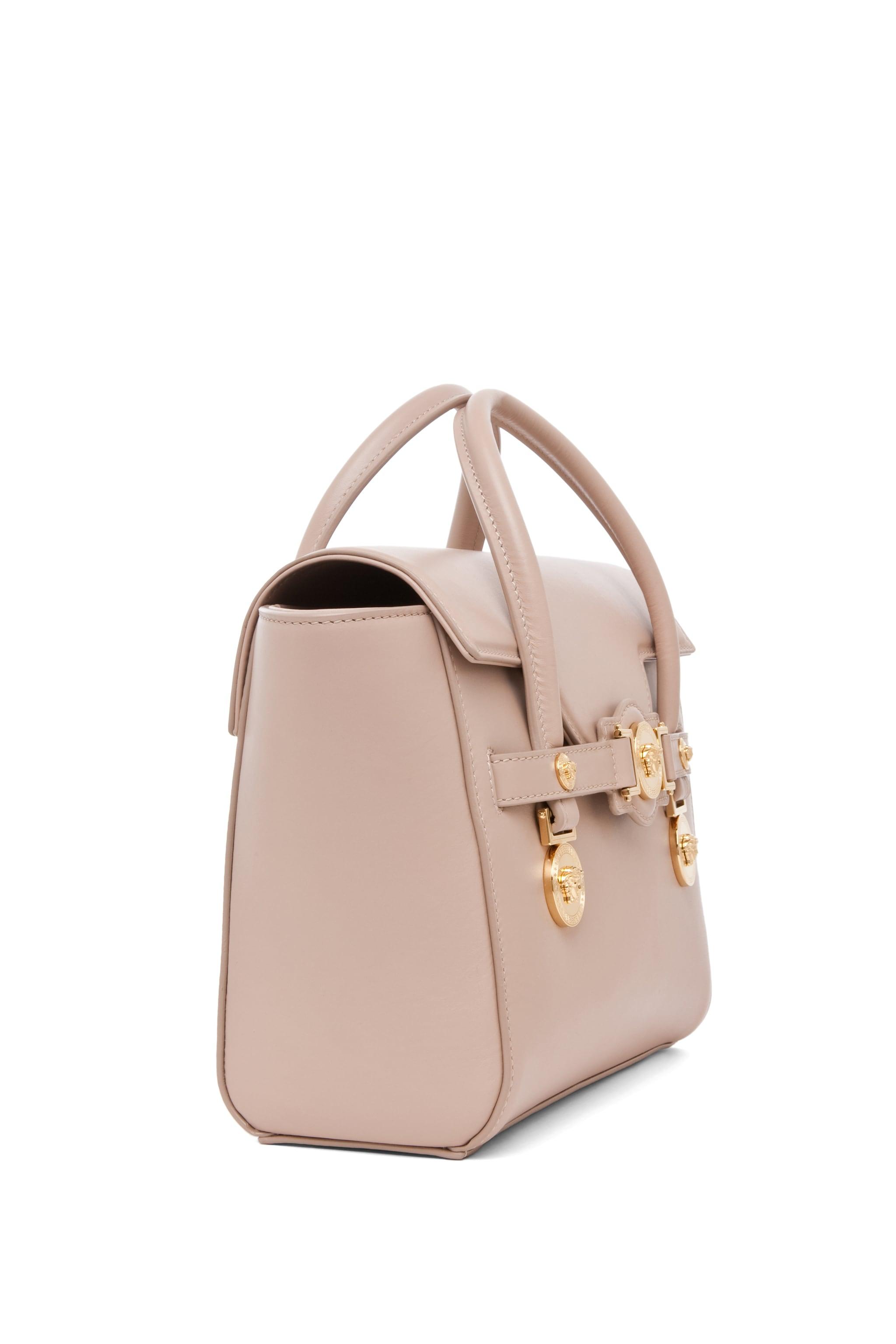 Image 3 of VERSACE Signature Handbag in Blush