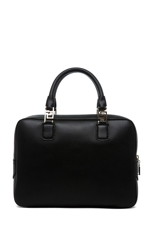 Image 2 of VERSACE Handbag in Demetra Black