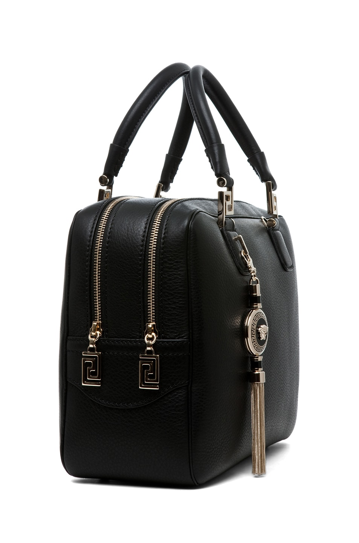 Image 3 of VERSACE Handbag in Demetra Black