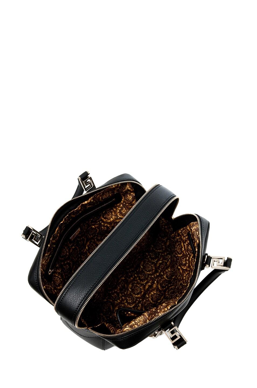 Image 4 of VERSACE Handbag in Demetra Black