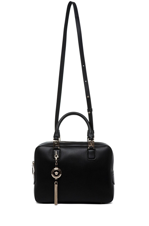 Image 5 of VERSACE Handbag in Demetra Black