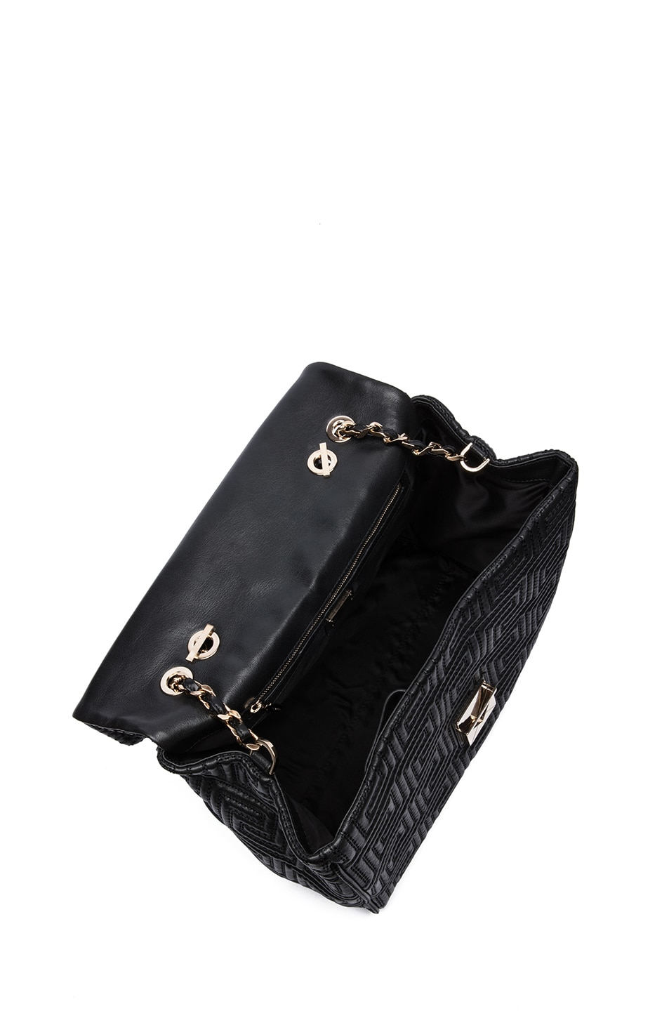 Image 4 of VERSACE Large Couture Bag in Black