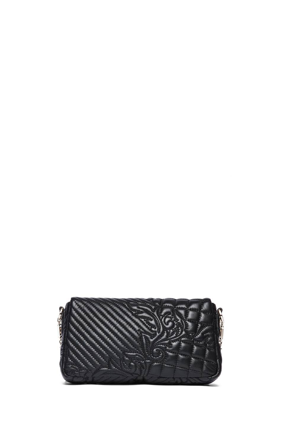 Image 2 of VERSACE Small Pendent Bag in Black