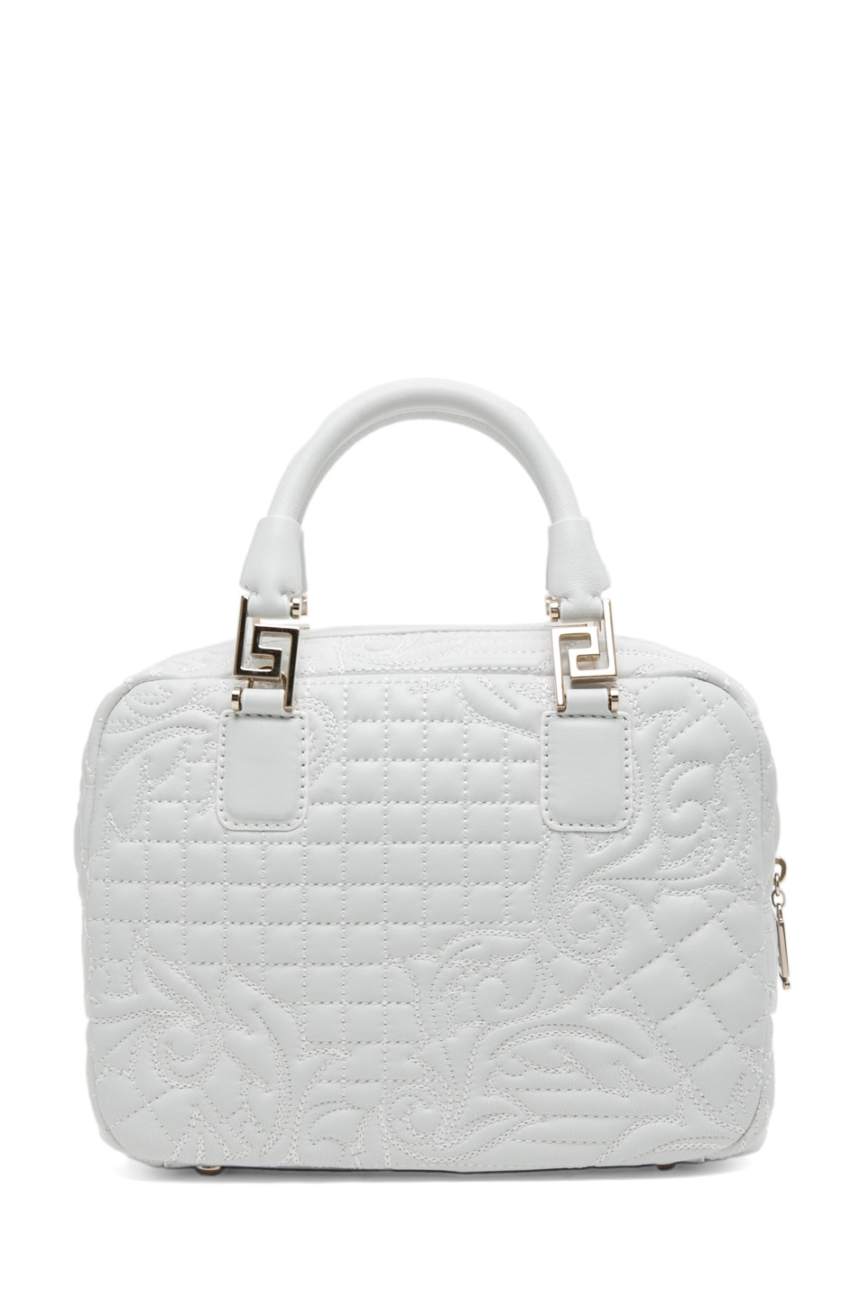 Image 2 of VERSACE Mini Piccolo in White