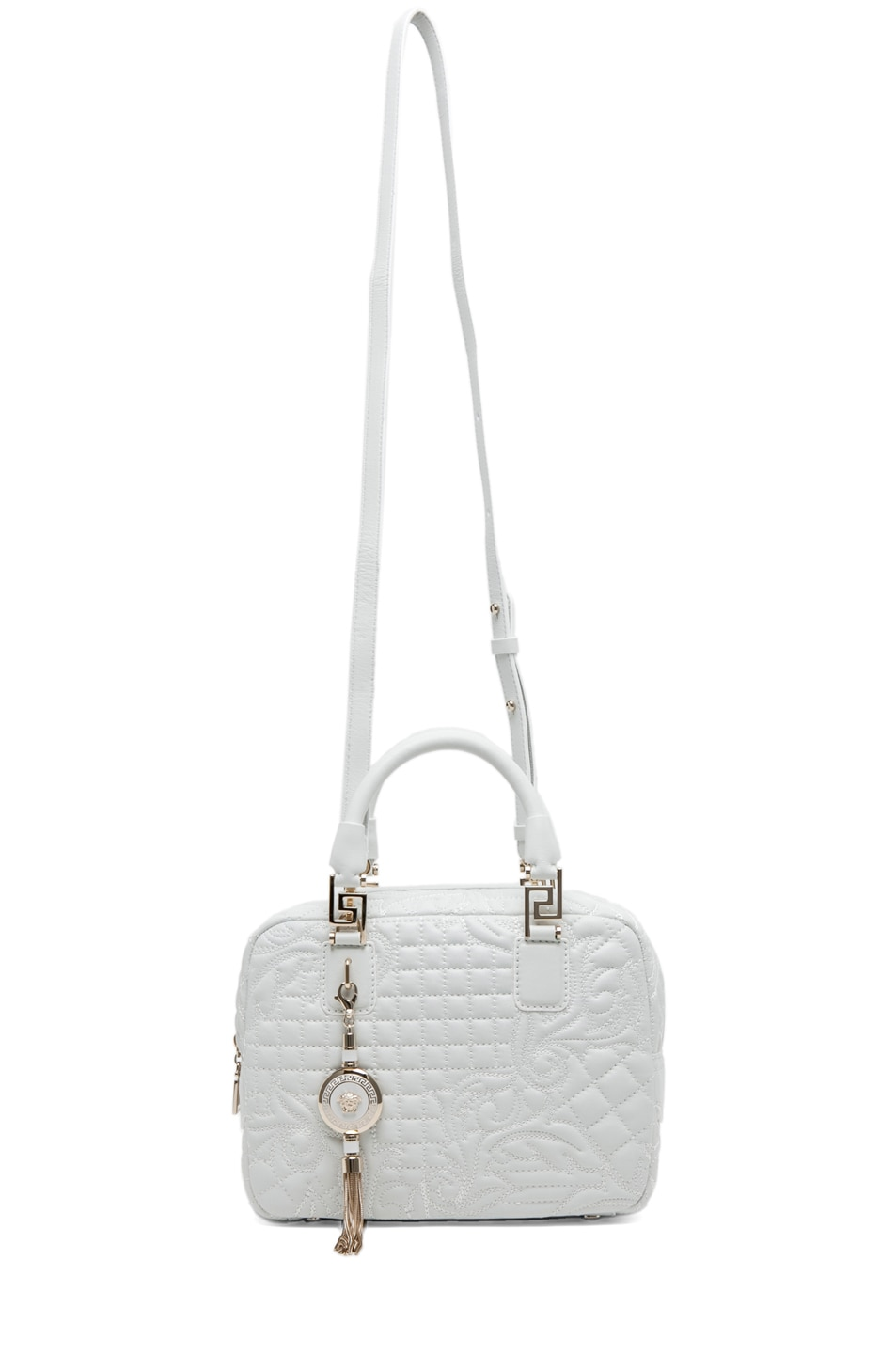 Image 5 of VERSACE Mini Piccolo in White