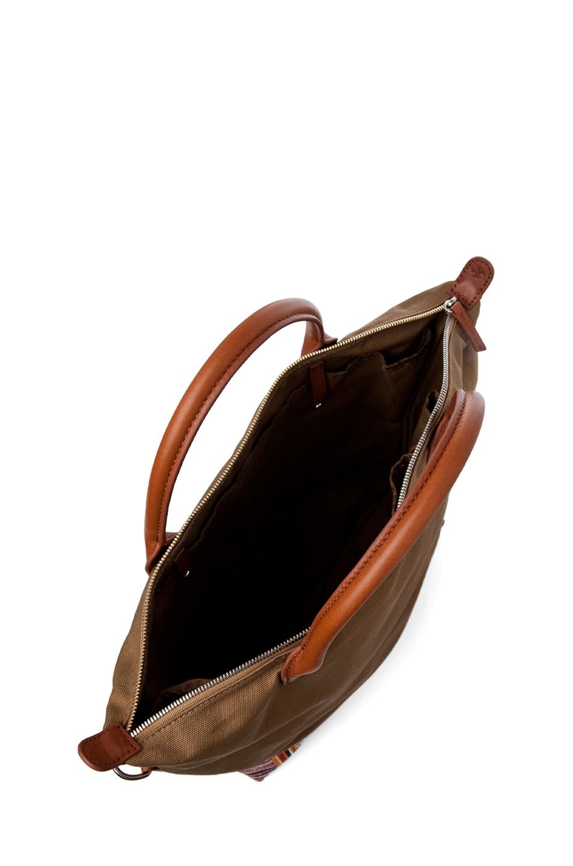Image 4 of Want Les Essentiels De La Vie O'Hare Shopper Tote in Beige Frise