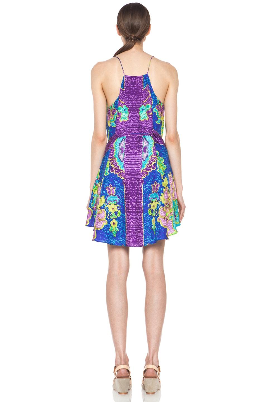 Image 4 of Zimmermann Brightside Swing Dress in Print