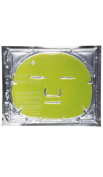 MASQUE VISAGE GREEN TEA WATER BOMB 100% Pure $32 BEST SELLER