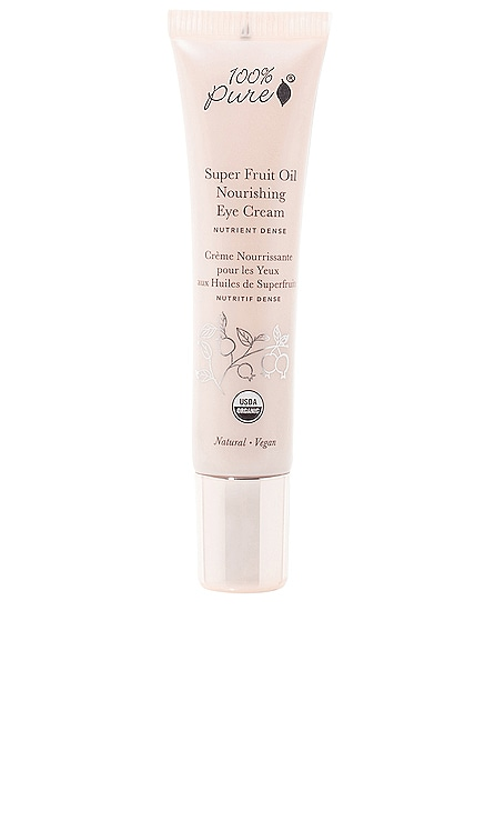 Super Fruit Oil Nourishing Eye Cream 100% Pure $46