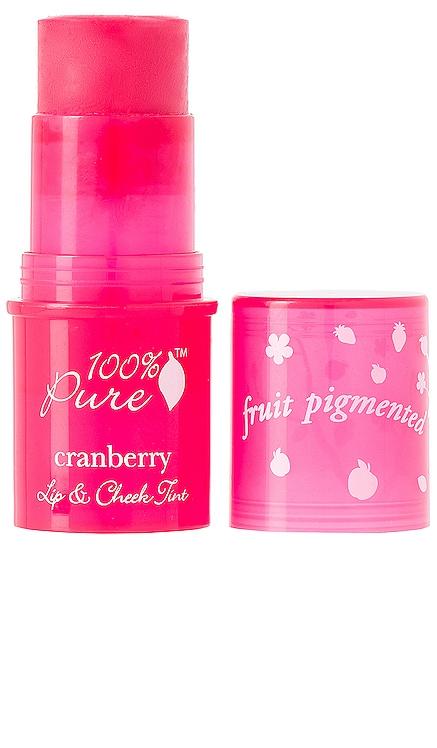 Lip & Cheek Tint 100% Pure $27