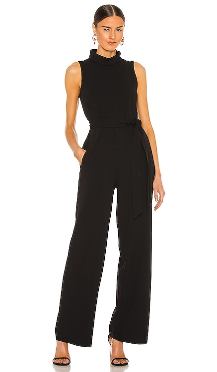 Mock Neck Belted Jumpsuit 1. STATE $119 NEW