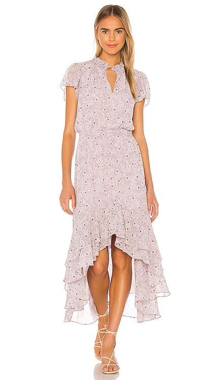 Wildflower Bouquet High Low Dress 1. STATE $129