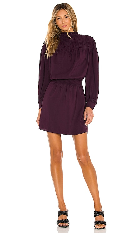 Crepe Back Matte Dress 1. STATE $99 NEW