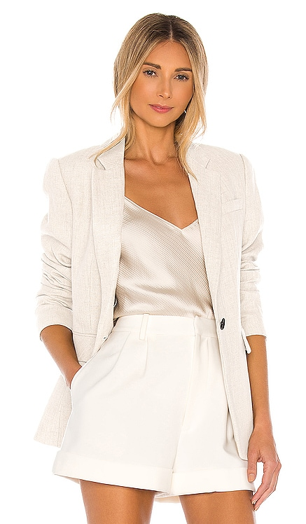 Linen Button Front Blazer 1. STATE $159 BEST SELLER