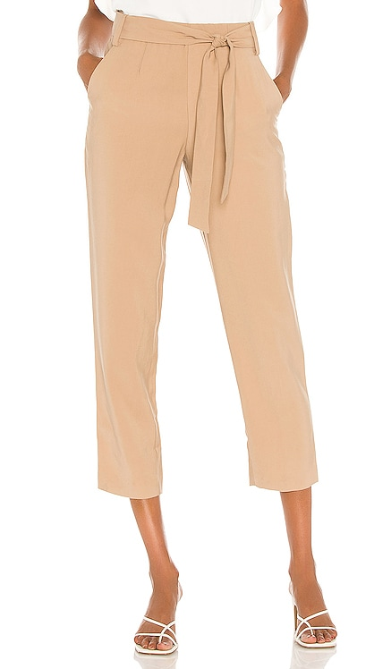 Tie Waisted Tapered Pant 1. STATE $99
