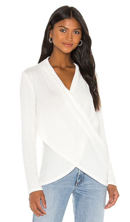 Cross Front Cozy Knit Top 1. STATE $59 BEST SELLER