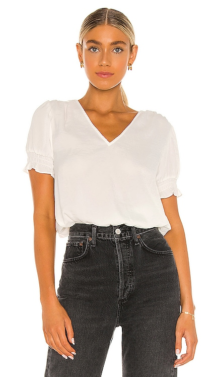 Smocked Waist Top 1. STATE $59